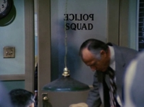Its the small things that made Police Squad hilarious