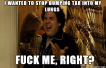 Ive been smoke free for  months and yet everyone says vaping is only for hipsters and neckbeards