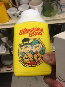 Ive found proof once and for all that settles the Berenstein anomaly