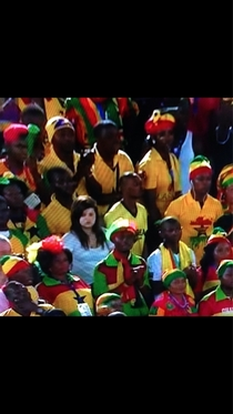Ive made a terrible mistake Ghana vs US game