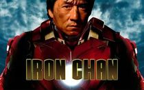 Jackie Chan just posted this to his FB He is Iron Chan