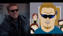 Jake Busey is PC Principal from South Park