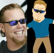 James Hetfields True Identity