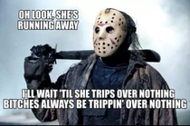 Jason knows whats up
