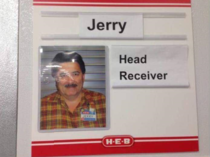 Jerry you lucky bastard Gotta be the best job on the planet