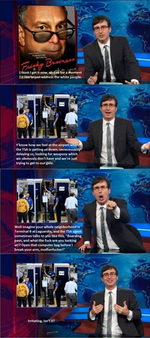 John Oliver explains things in a way I can understand