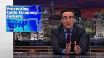 John Oliver suggests renaming Net Neutrality