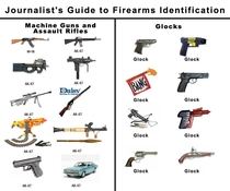 Journalists Guide to Firearms Identification