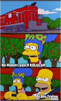 Just a classical Homer again