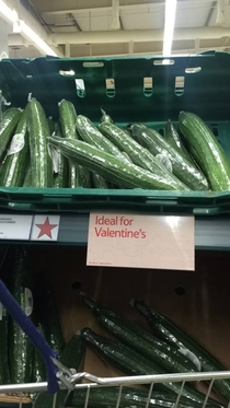 Just doing a bit of shopping for Valentines Day