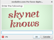 Just got this captcha And I thought the one I should be worried was NSA
