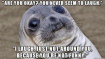 Just overheard this in the break room between two coworkers