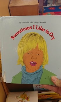 Just picked up Kurt Cobains autobiography