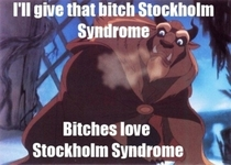 Just read a book about Stockholm Syndrome it started off badly but by the end I really liked it
