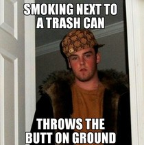 Just realized my friend is Scumbag Steve