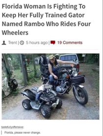 Justice for Rambo