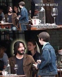 Keanu the Redeemer