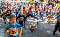kids running competition