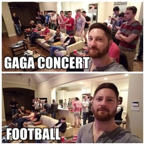 Lady Gaga VS the Super Bowl