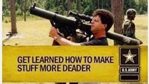 Learn how to make stuff deader