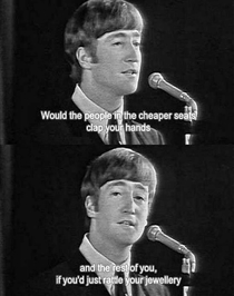 Lennon on Stage