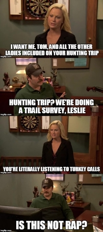 Lets all go hunting