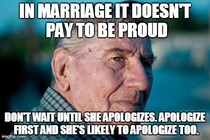 Lets Make Marriage Advice Grandad a thing Credit to Rountrey for the concept