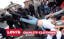 Levis Quality Clothing advertisment