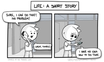 Life A Short Story