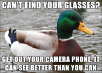 Life hack for my fellow nearsighted brethren