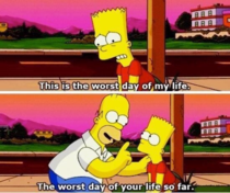 Life lessons in The Simpsons