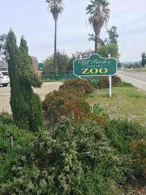 Like zoos but hate the real live animals Welcome to Fresno Ca where we meet all of your lowered expectations