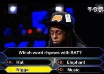 Lil Wayne on Who Wants to be a Millionaire