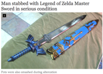 Link has gone downhill