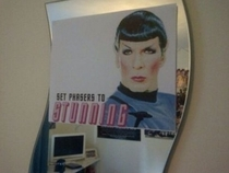 Live long and prosper fabulously