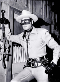 Lone Ranger tests positive for COVID Tonto blames mask design