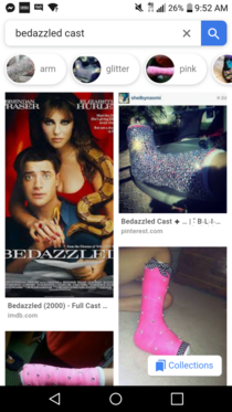 Looked up Bedazzled Cast for the actresss name and now I cant stop laughing