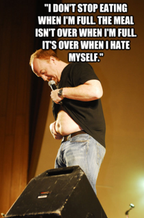 Louis CK on eating