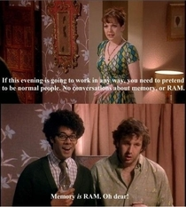 Love the IT Crowd