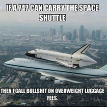 Luggage fees are bullshit