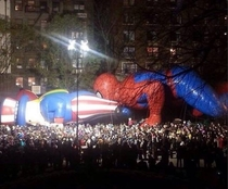 Macys parade taking an dirty turn