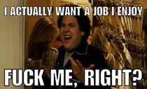 Many recruiters in my field are pushy and cant understand why I want out of a field with that provides good compensation