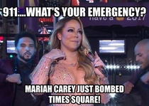Mariah Carey  call