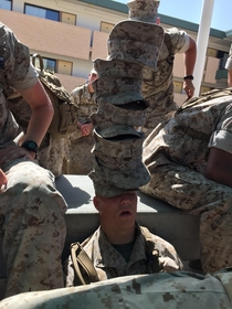 Marine of the month