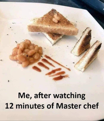Master chef student version