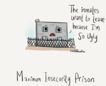Maximum insecurity prison