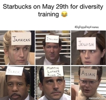 May th  National Diversity Day