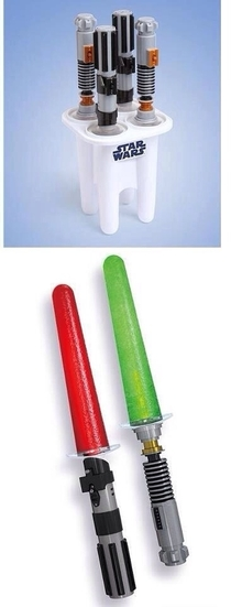 May the Popsicles be with you