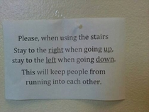Maybe its just me but I think these instructions are going to cause some problems