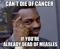 Maybe those antivaxxers are on to something